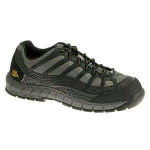 CAT streamline composite toe work shoe